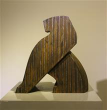雕塑作品 五