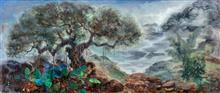 油画 风景