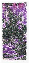 《梦回NO.3》180×80cm 宣纸 水墨 丙烯 2014年
