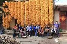 中国人民大学画院计建清工作室太行写生教学