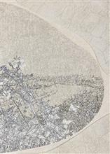 《草衣No.30》,併用版 , 90x65cm,2014