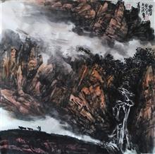 当代实力派画家刘尚作品 (7)