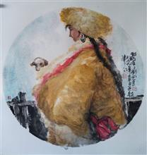 当代实力派画家刘尚作品 (11)