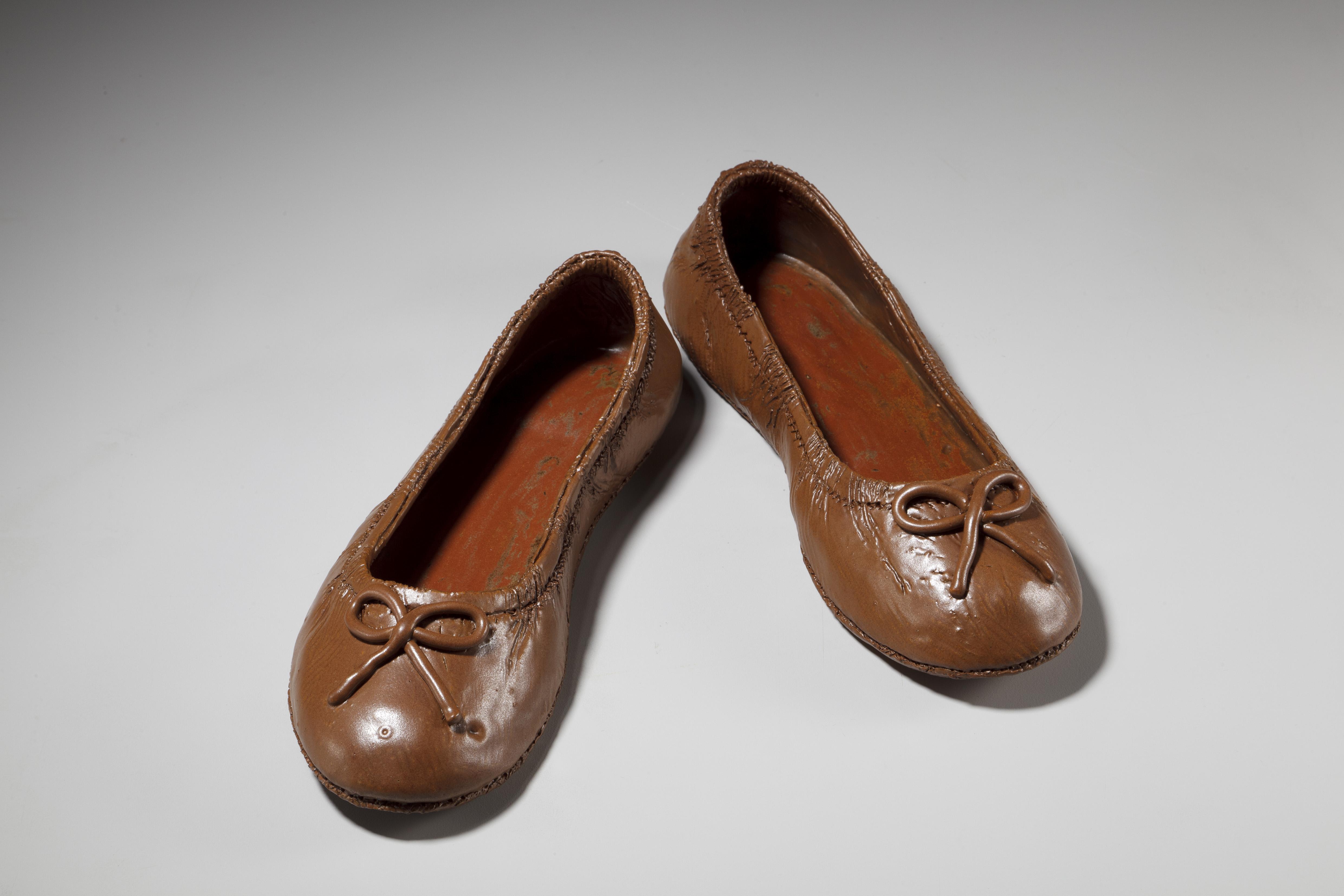 芭雷平底軟鞋