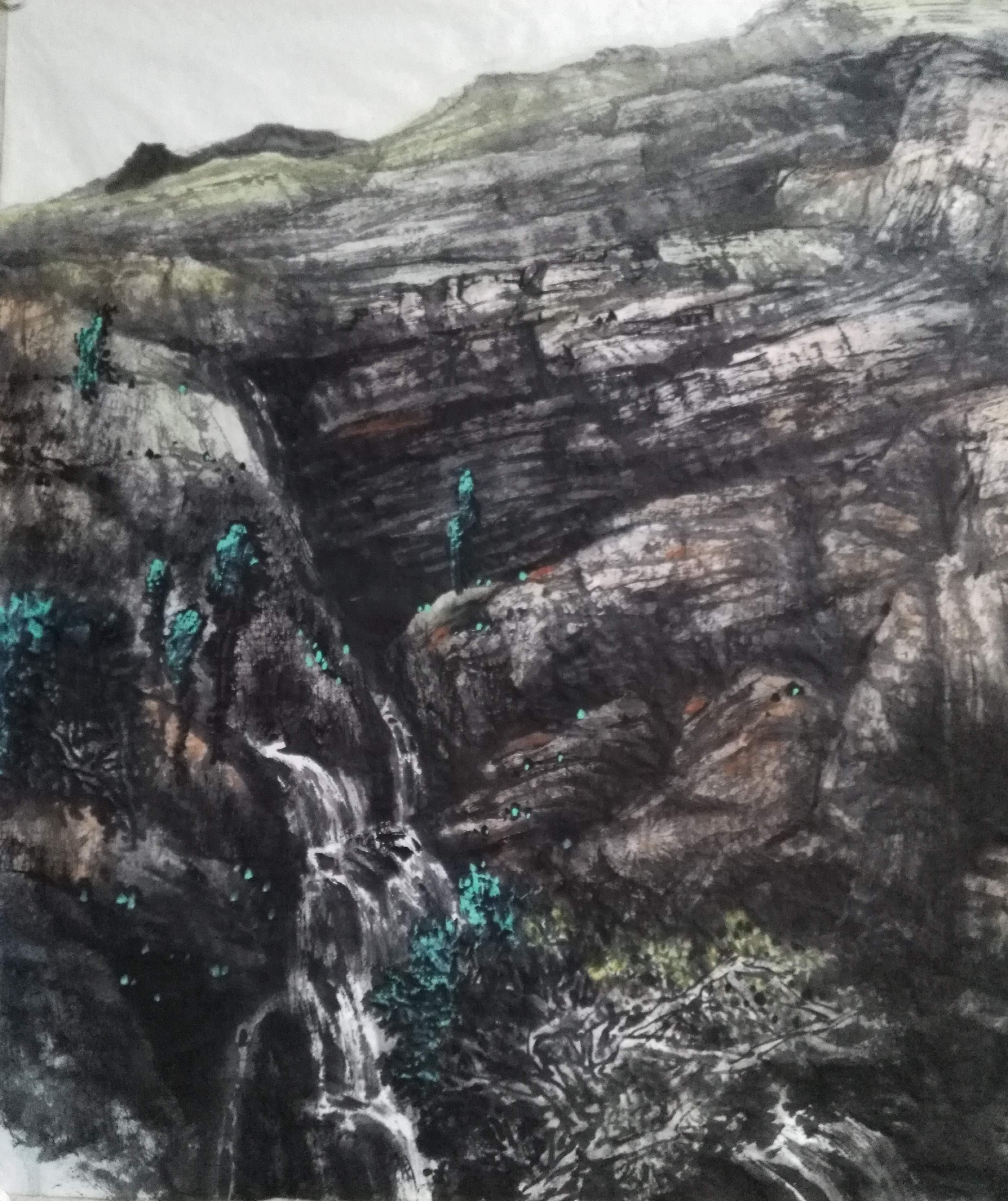 当代实力派画家刘尚作品 (13)