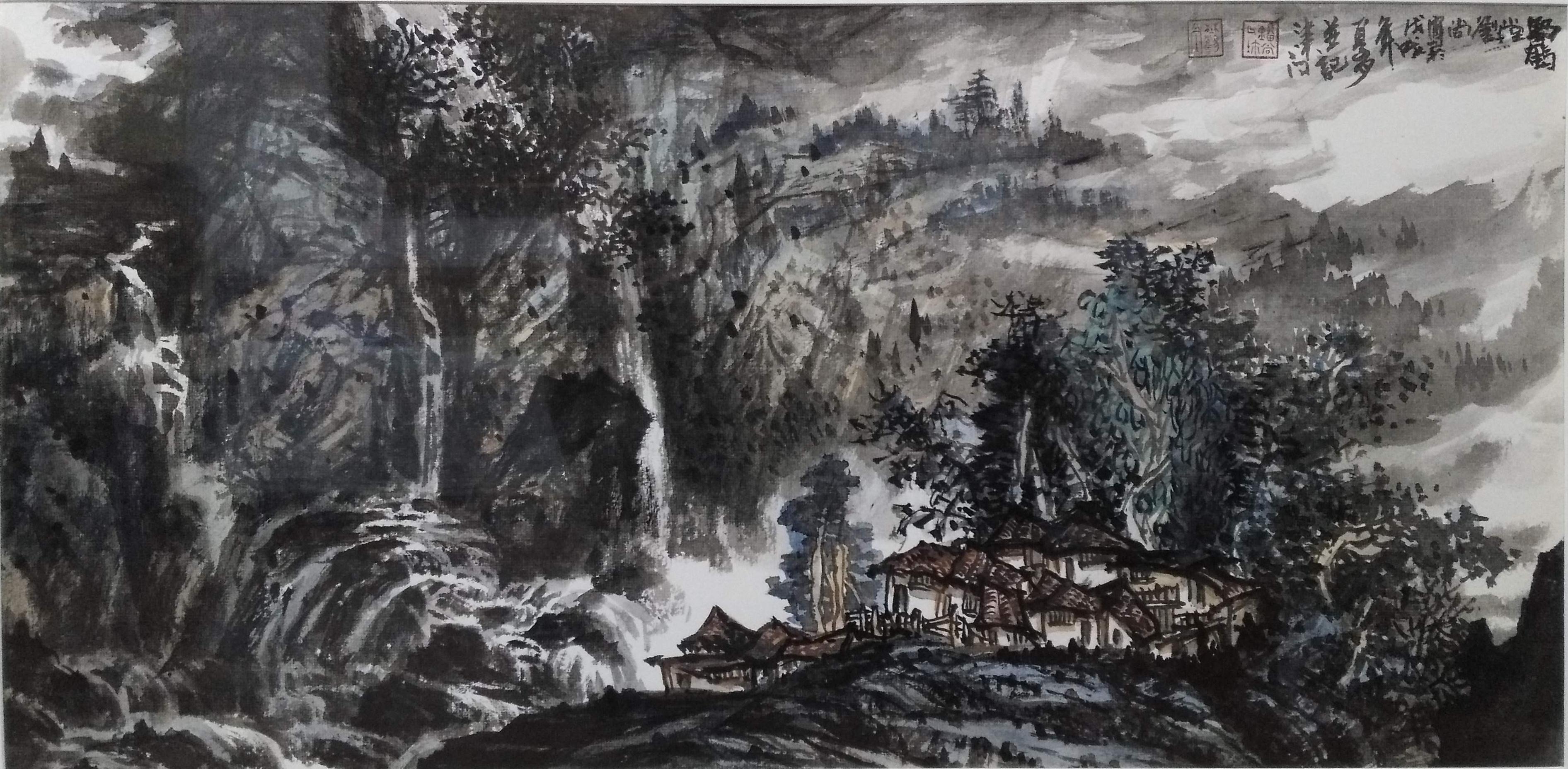 当代实力派画家刘尚作品 (8)