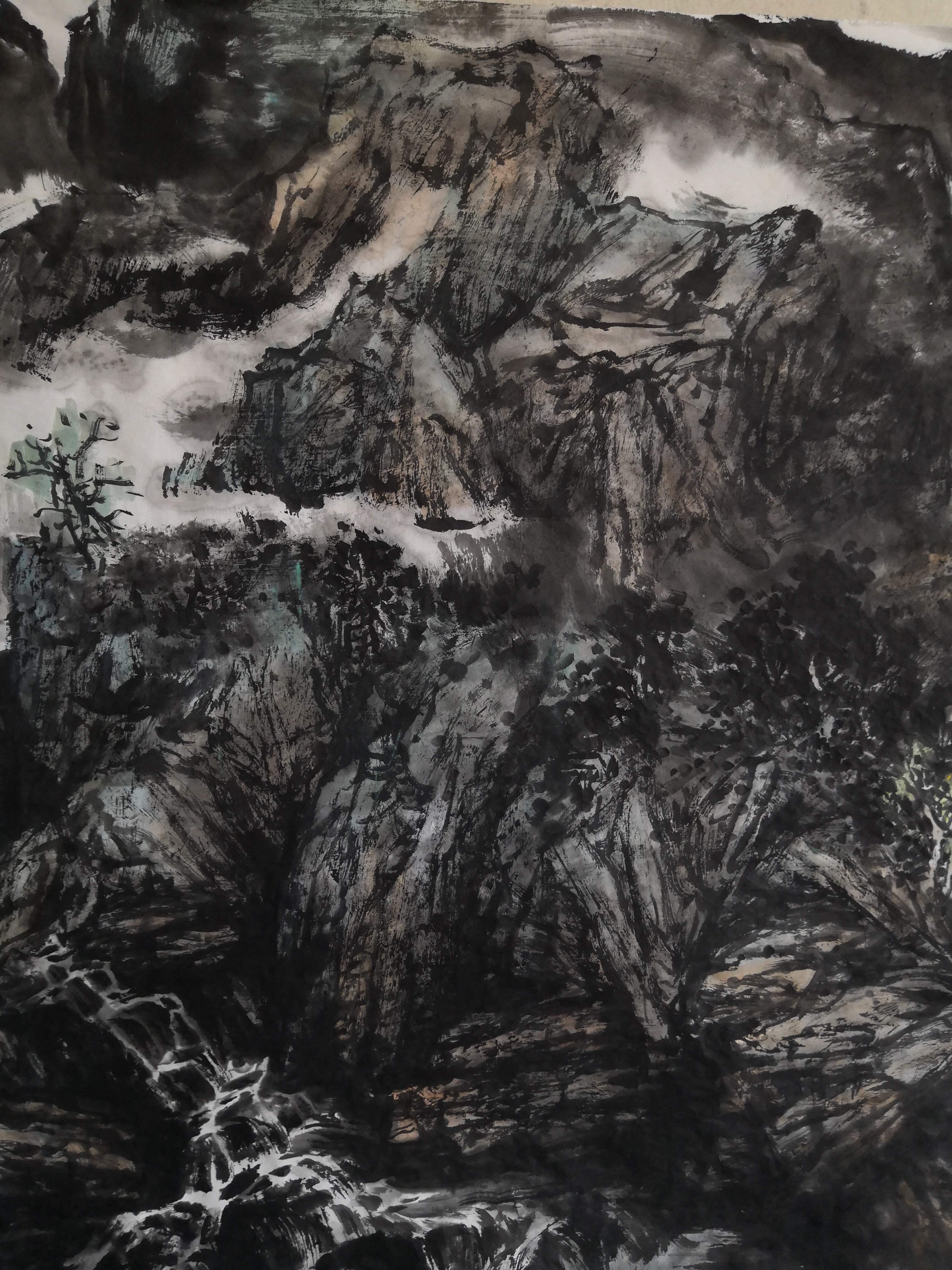 当代实力派画家刘尚作品 (28)