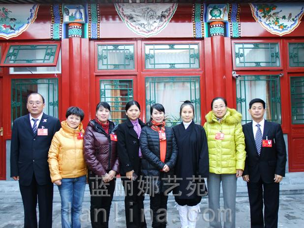 蓝丽娜北京第六画室